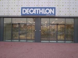 Decathlon automatska vrata