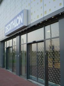 Automatska vrata (Decathlon) - Porticus